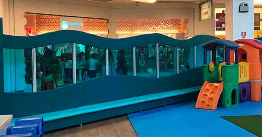 Instalação de Insulfilm Azul Natural – Shopping Via Parque