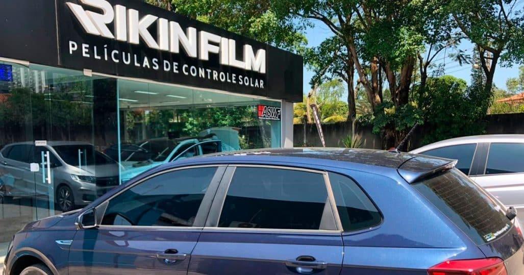 Rikin Film – A Escolha Certa em Insulfilm Automotivo!
