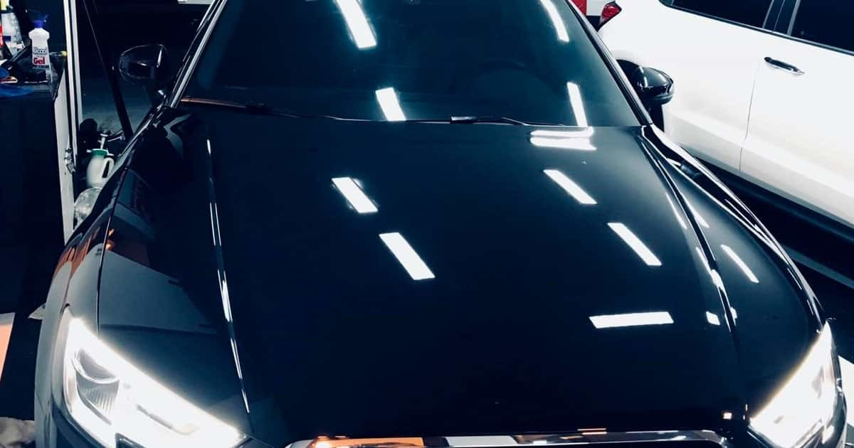 Insulfilm Automotivo RJ implementado em Automóvel da marca Audi