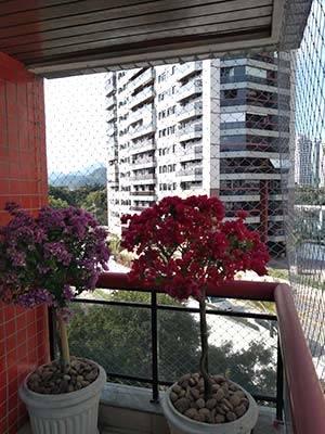 Proteção de redes de segurança Barra da Tijuca - RJ